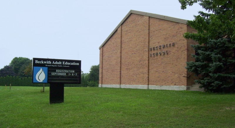 GED testing at Beckwith school is starting in September.