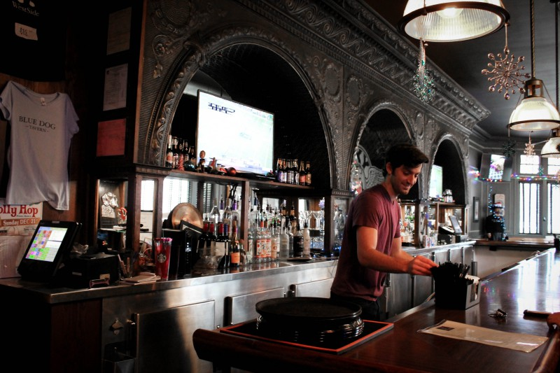 Blue Dog Tavern Replaces Long Time Neighborhood Gathering Place Koppertop