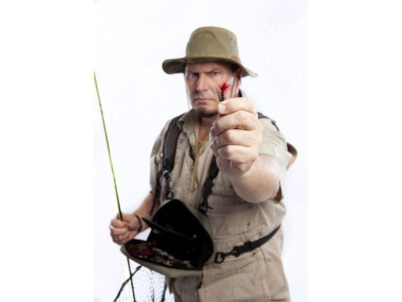 A River Runs Through It Fly Fishing Instruction Offered For Men