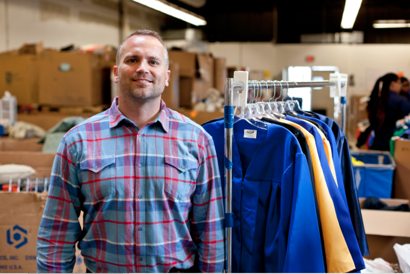 Greener Grads launches cap and gown recycling program   The Rapidian
