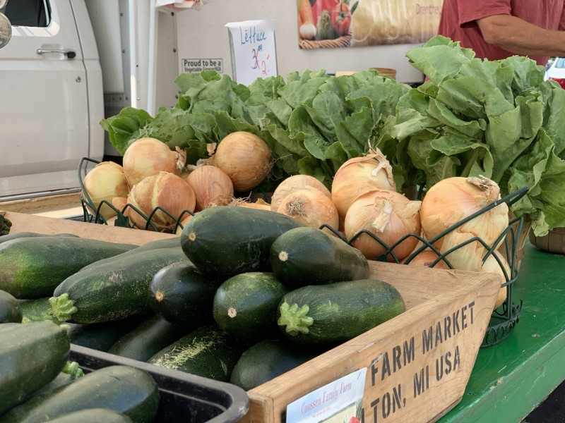 Metro Health Farmers Market: A treasure hunt every week