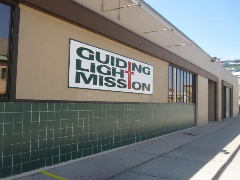 Guiding Light Mission Services Offered Awesome Design