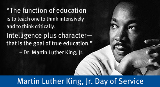 Children S Book Drive In Honor Of Dr Martin Luther King Jr Day