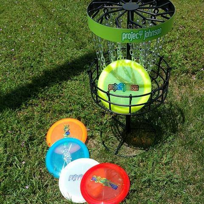Project Johnson Helps Prepare The City For Professional Disc Golf Association Championships The Rapidian