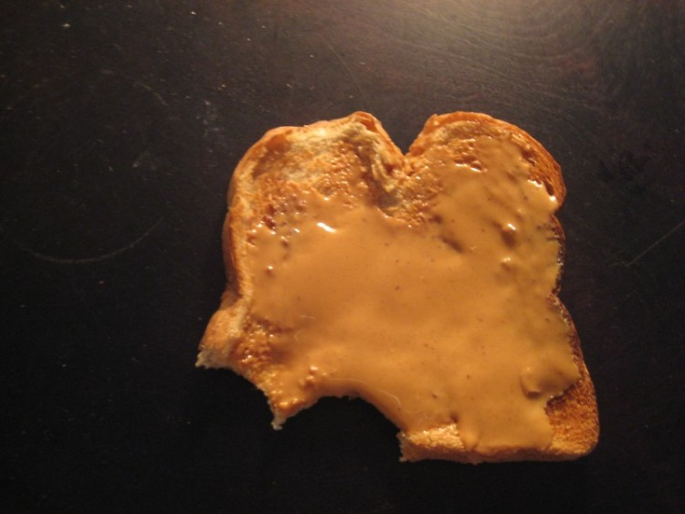 My love letter to Peanut Butter Toast.