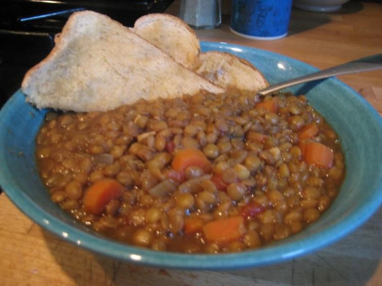 Lentil Soup Day!