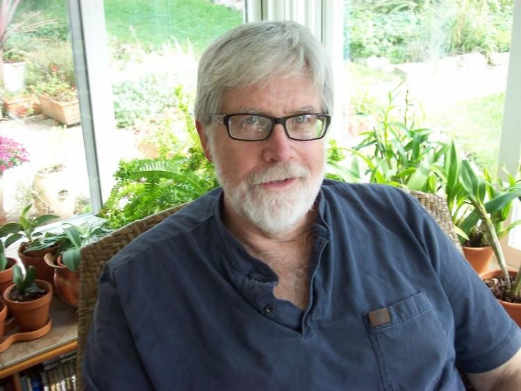 Grand Rapids Poet Laureate, David Cope.