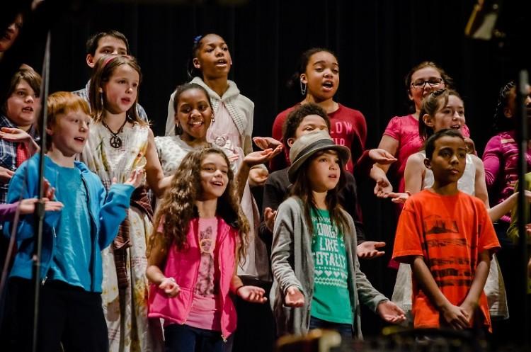 GRPS Choir Concert
