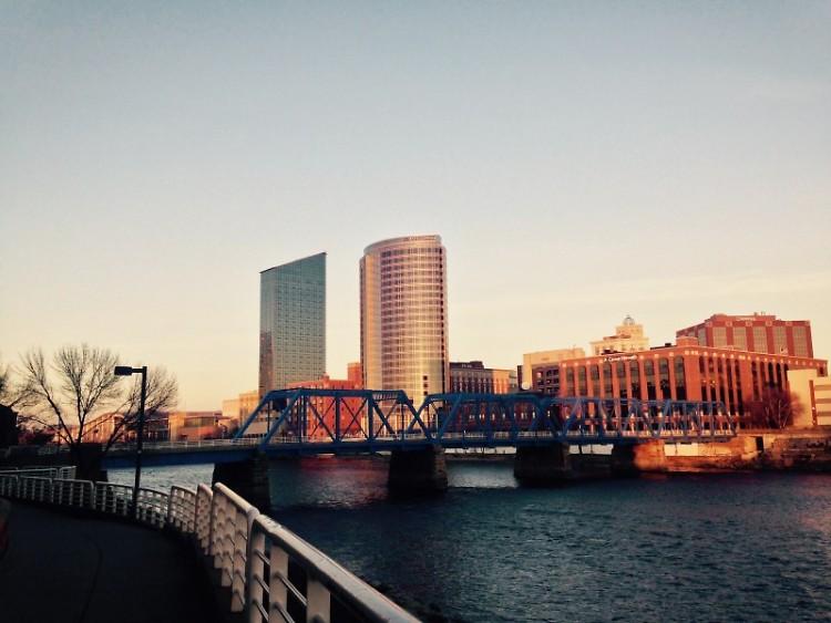 Grand Rapids' skyline