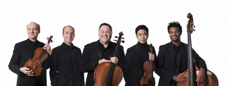 Chamber Music Society of Lincoln Center Artists - November 15 Concert