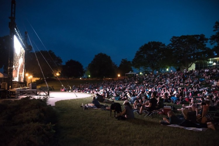 A look back at Movies in the Park in June