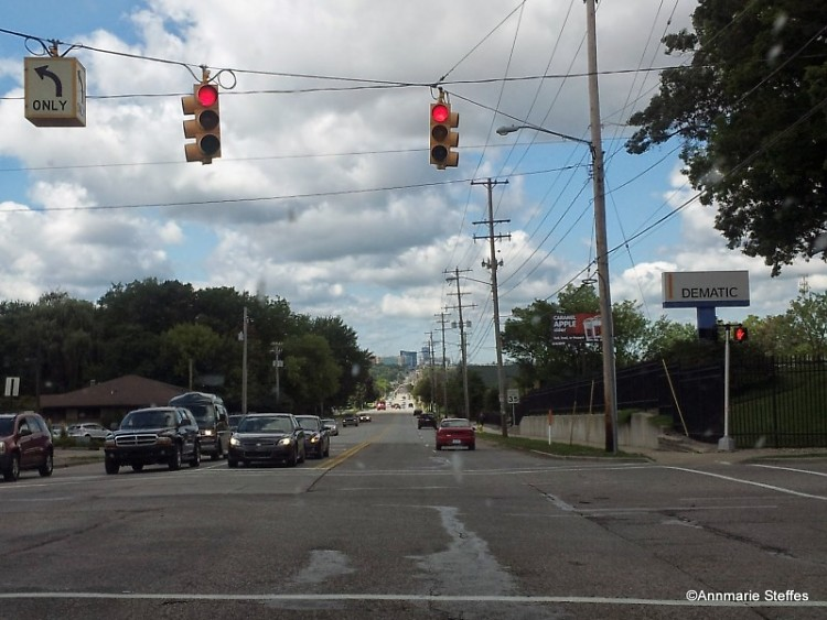 Intersection @ Michigan/Plymouth N.E.
