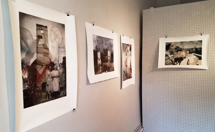 Trapped Between Memory and Desire at Studio 341