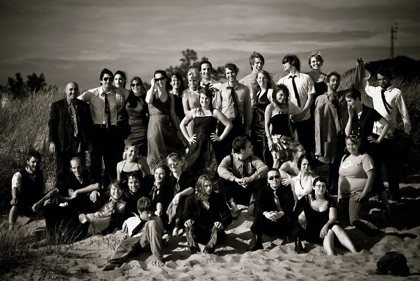 2009 Formal Wear at the Beach Attendees