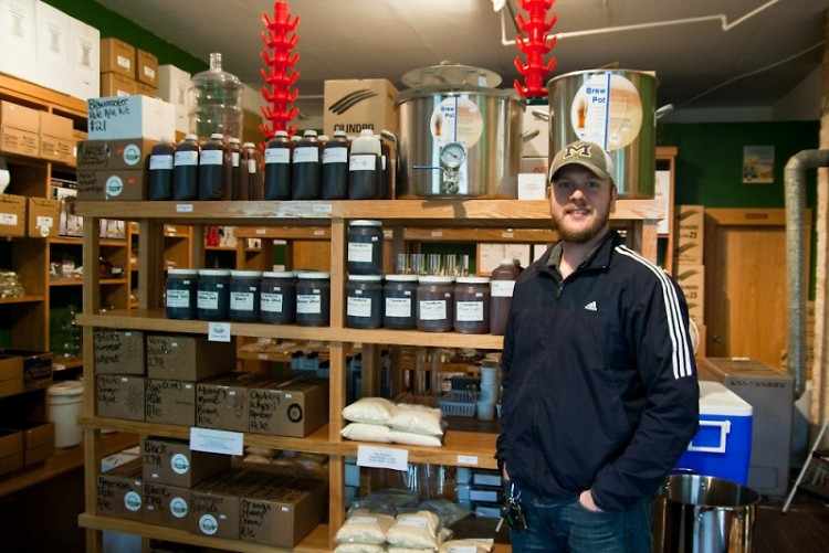 O'Connor Home Brew Supply- just one example of the entrepreneurial spirit at work in our local economy