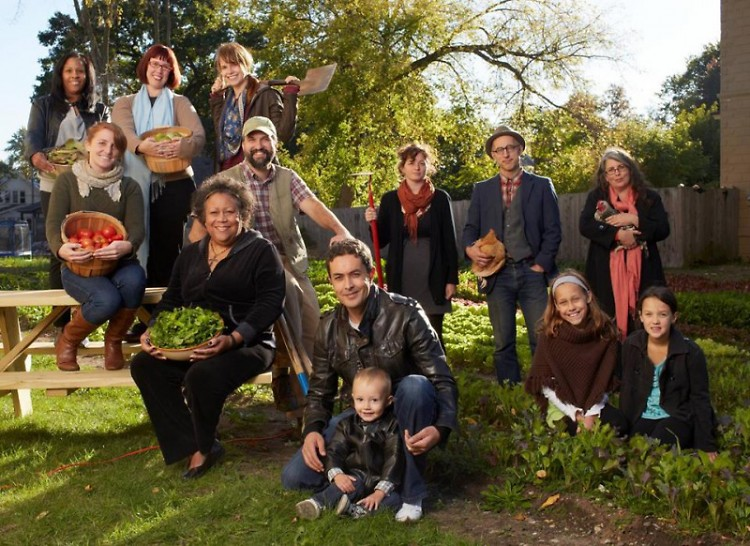 Grand Rapids urban gardeners