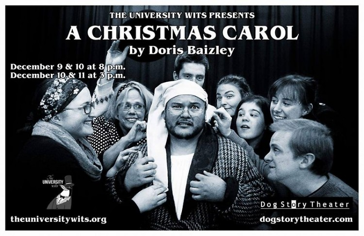 A Christmas Carol cast