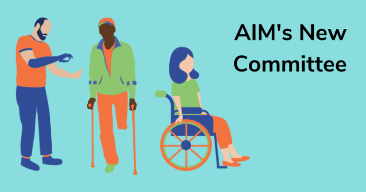 AIM's new Diversity, Equity and Inclusion Committee