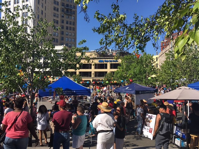 Grand Rapids hosted the first ever Asian Festival on Saturday, June 10, 2017.