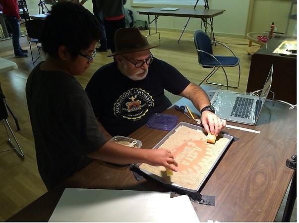 Brad Yarhouse hands-on workshop