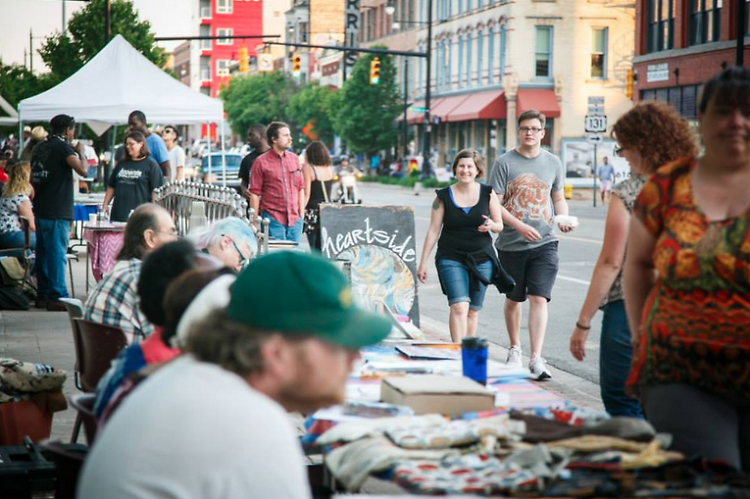 The Market, presented by Avenue for the Arts