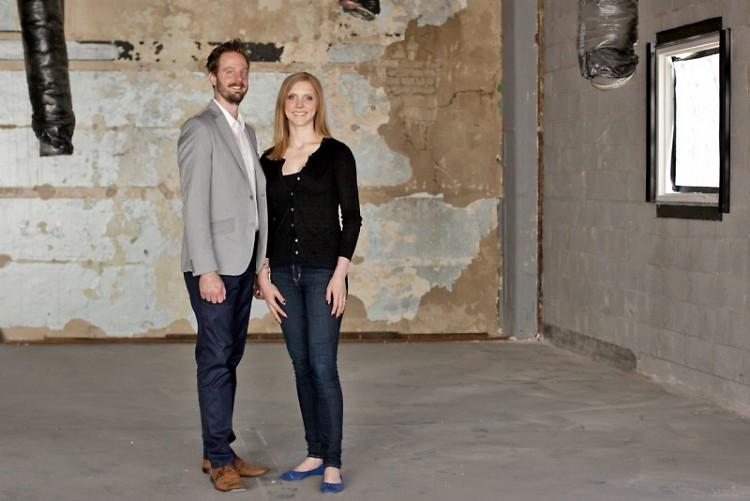 Seth and Laura Porter