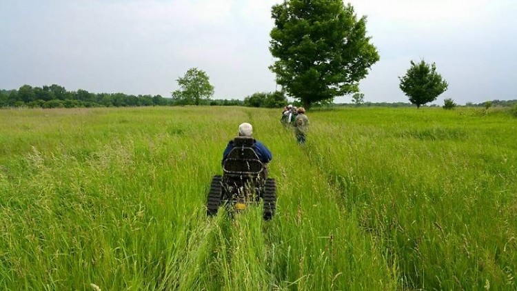 Thanks to MiOFO veterans and those with health challenges and navigate all types of terrain.