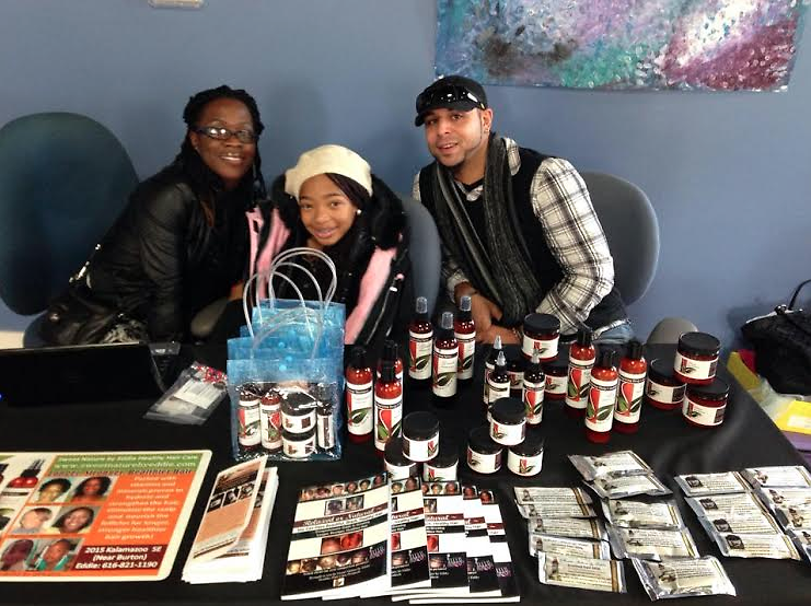 2013 Black Market event