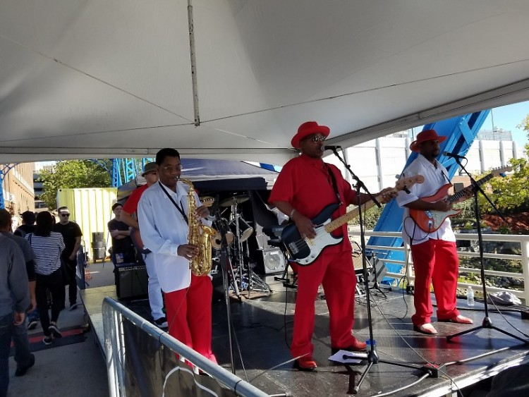 Asamu Johnson & The Associates of the Blues
