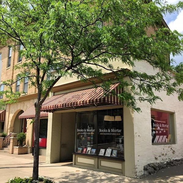 Books & Mortar in Grand Rapids.