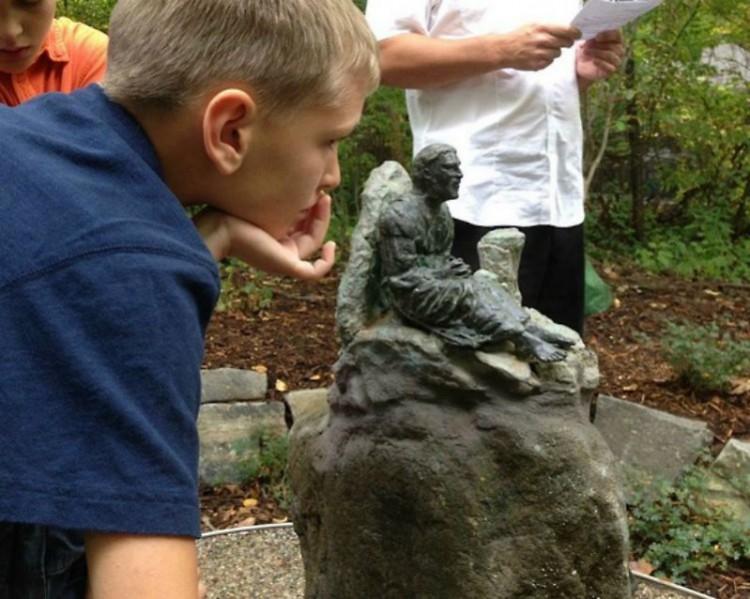 Francis of Assisi Sculpture Garden