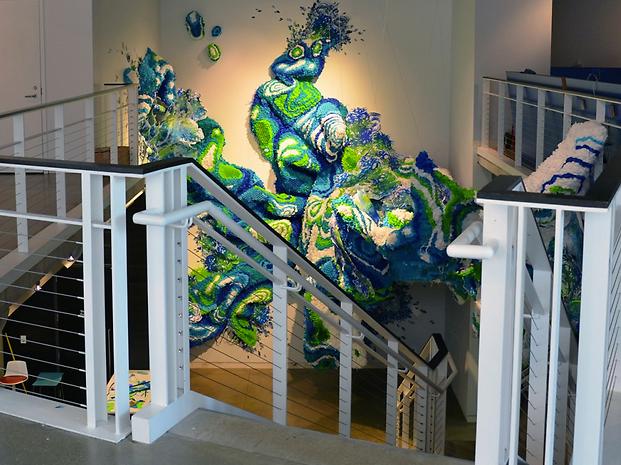 Bio-Interloper by Crystal Wagner at UICA