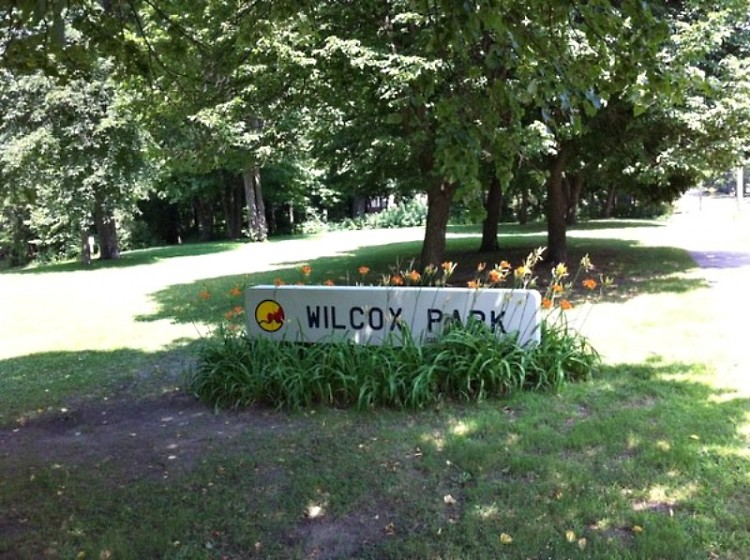 """Wilcox Park, location of the """"Dig into Spring"""" workshops"""