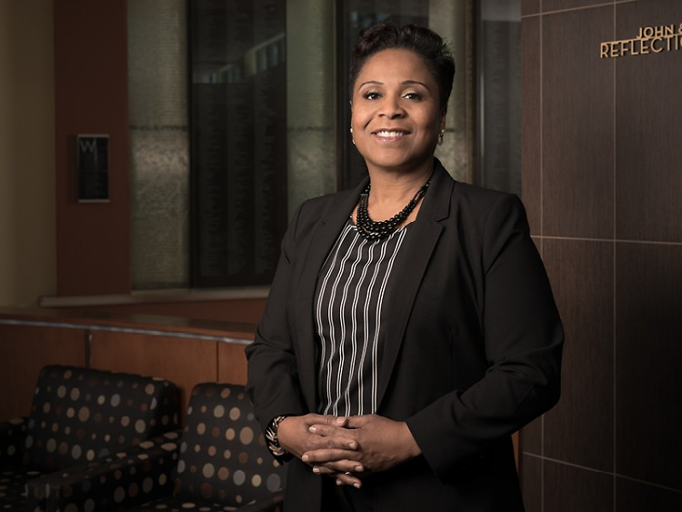Rhae-Ann Booker, Ph.D., Metro Health - University of Michigan Health Vice President of Diversity, Equity and Inclusion