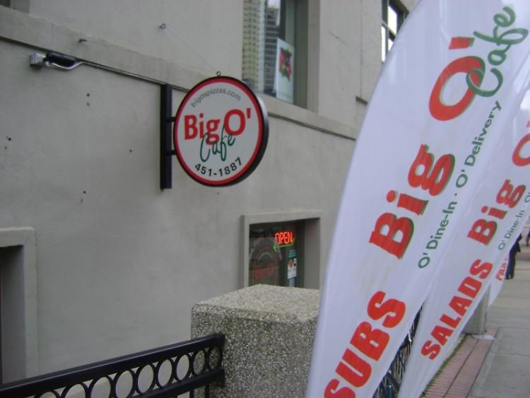 Big O's Cafe on Ottawa