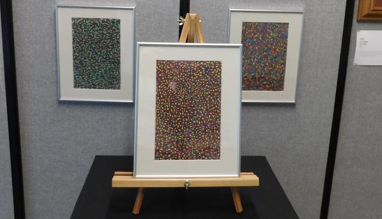 "Three drawings from ""Kaleidoscope"""
