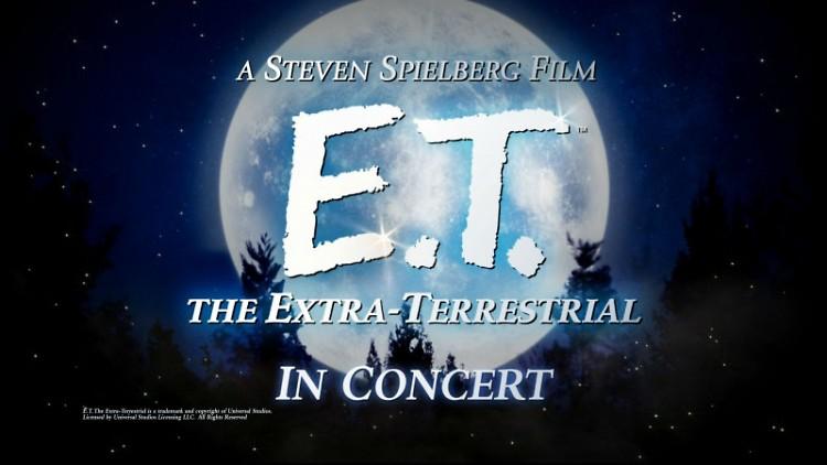 Grand Rapids Pops presents 'E.T. in Concert' Nov. 4-6, 2016, in DeVos Performance Hall.