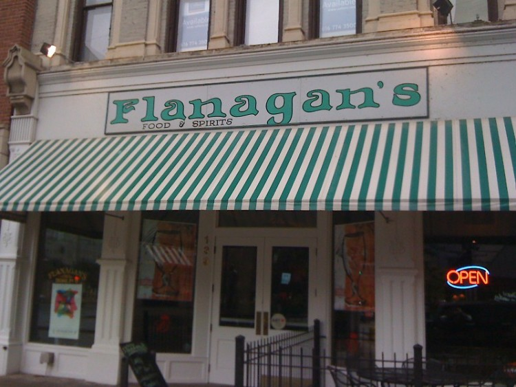 Flanagan's has been a downtown nightlife spot for nearly 30 years.