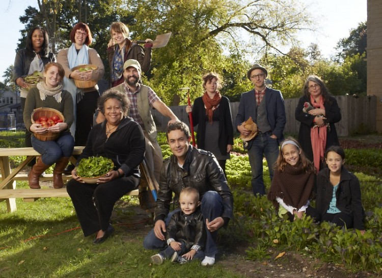 Each one of us has an important role to play in growing the good food movement in Grand Rapids. What's your role?