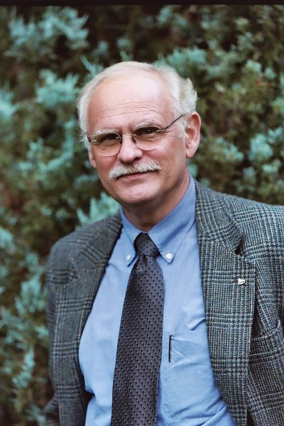 Gary Eberle, Professor and Author