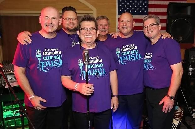 Lenny Gomulka & Chicago Push will help celebrate the 40th anniversary of the Dozynki Polish Festival in Grand Rapids.
