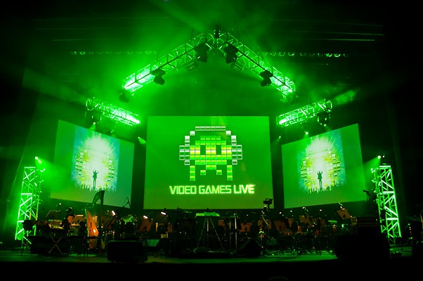 'Video Games Live!' comes to the Grand Rapids Pops stage for one-night only on Saturday, January 7, 2017.