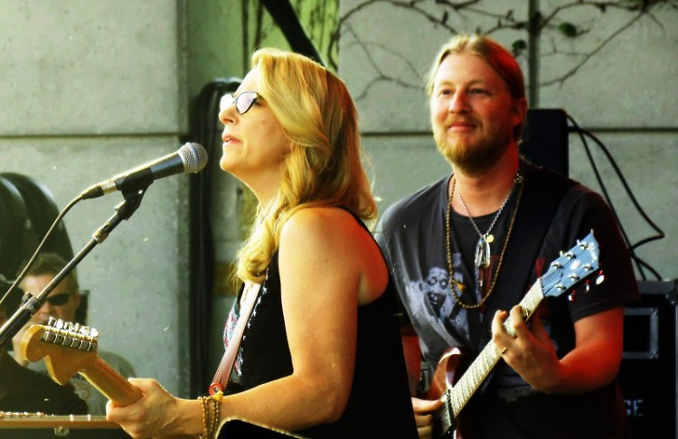 Susan Tedeschi and Derek Trucks