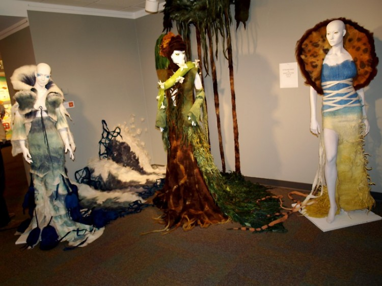 Mother Earth Horst's 2011ArtPrize exhibit at KCAD