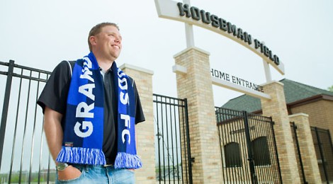 GRFC Founder at Houseman Field