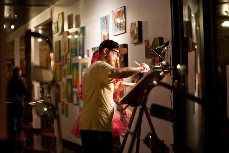 Ice Cream Gallery 2012