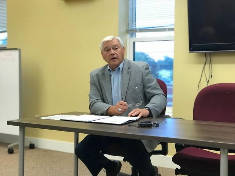 Former Ottawa County Clerk, Daniel Krueger