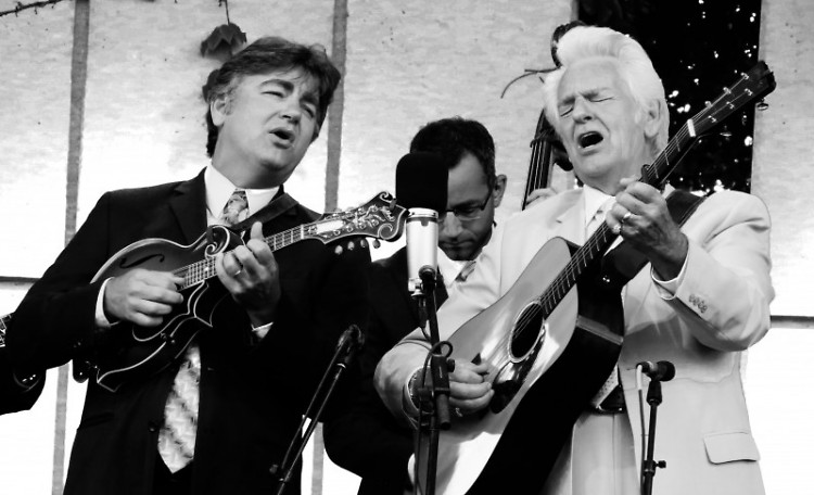 76-year-old Del McCoury enthralls Meijer Gardens with stellar musicianship and sharp wit.