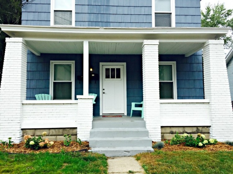 New house for youth experiencing homelessness