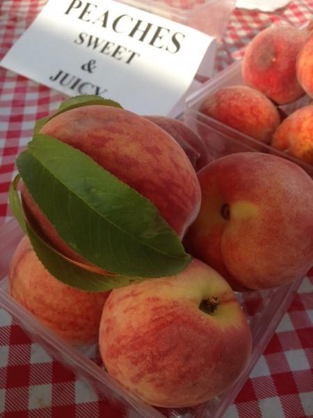 Peaches at FSFM